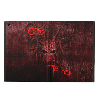 Goes to hell iPad air cases