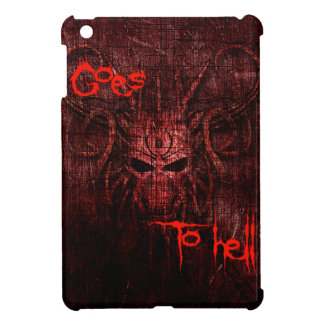 Goes to hell iPad mini case