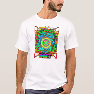Goetix - DMT wormhole - xl T-Shirt