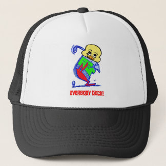 gofling duck trucker hat