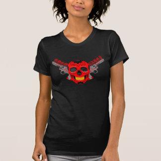 GoGo Bangs Black & Red Shirt