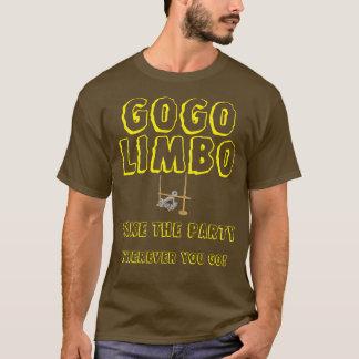 GOGO LIMBO Basic Dark T-Shirt $25.95 per shirt