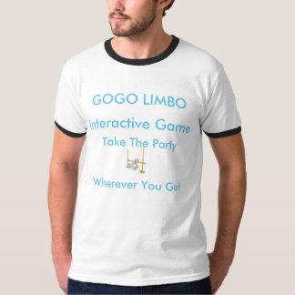 GOGO LIMBO Men Ringer T-Shirt $22.95