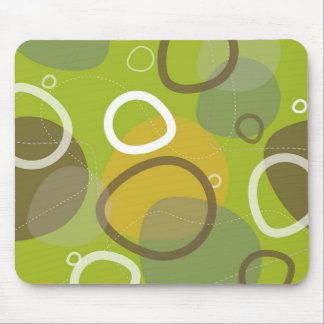 Gogo Too - Abstract Mousepad