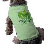 gogreen pets doggie tshirt