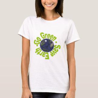 GoGreen Series T-Shirt