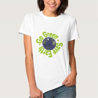 GoGreen Series Tshirts