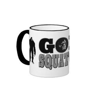 Goin Squatchin Coffee Mug
