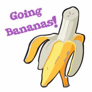 going bananas banana acrylic cut out