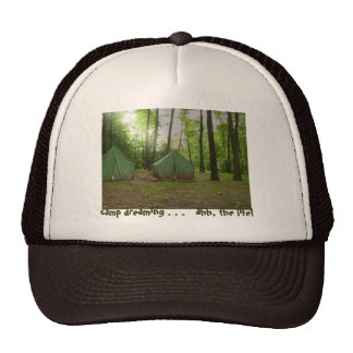 Going Camping 2010 Trucker Hat