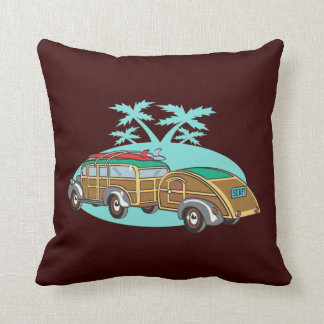 Going CAmping in my Woody Cushion