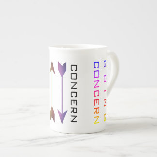"""Going Concern"" Tea Cup"