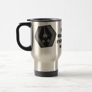 Going Everywhere with TBO Coffee Mug