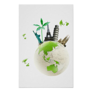 Going for Green! Poster