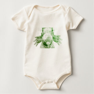 Going Forward with Business Success and Growth Baby Bodysuit