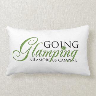 Going Glamping Lumbar Cushion