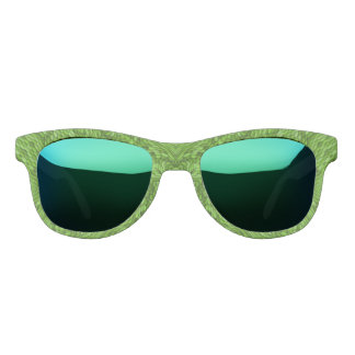 Going Green Colorful Custom Polarized Sunglasses
