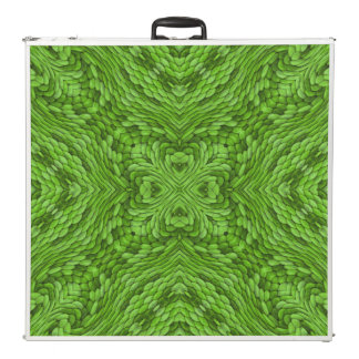 "Going Green Kaleidoscope 96""   Pong Table"