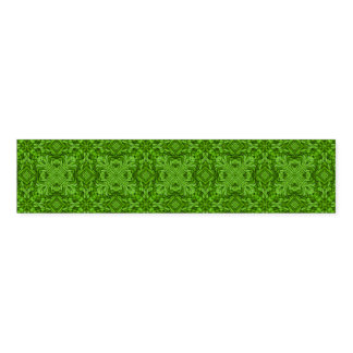 Going Green Kaleidoscope    Colorful Napkin Band