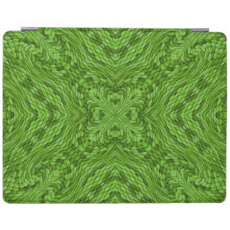 Going Green Kaleidoscope   iPad Smart Covers iPad Cover