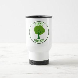 Going Green Mugs