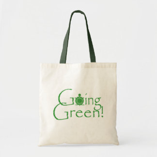 Going Green Turtle Bag