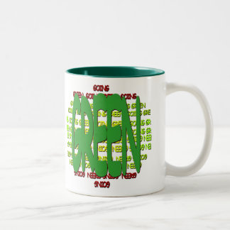 Going Green Two-Tone Mug