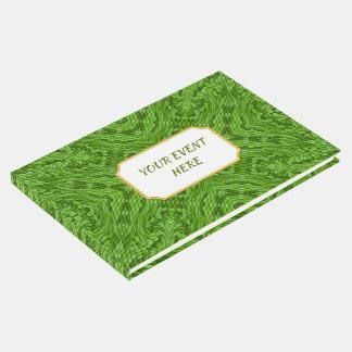 Going Green  Vintage Kaleidoscope   Guestbook