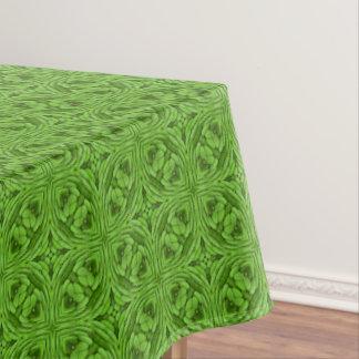 Going Green   Vintage Kaleidoscope   Tablecloth