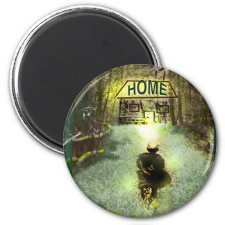 GOING HOME MAGNET