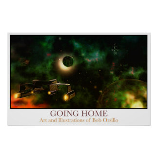 Going Home Posters