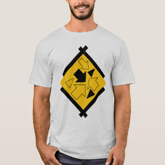 going my way? Big 'n TALL t-shirt for him