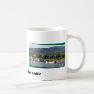 """""""Going On"""" The Road To Thailand Mug"""