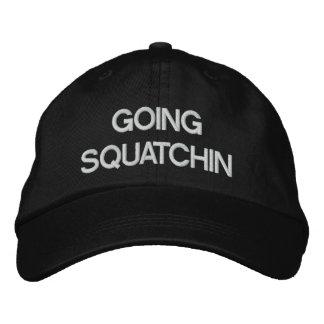 Going Squatchin Baseball Cap
