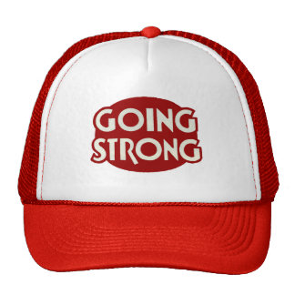 Going strong hat