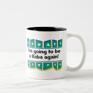 Going to be a Baba Again! (2) Coffee Mug