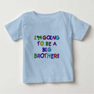 Going to be a Big Brother Tshirts and Gifts
