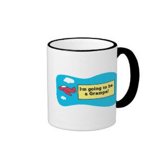 Going to be a Grampa! Coffee Mug
