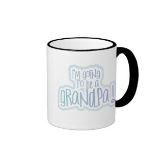 Going to be a Grandpa Mugs