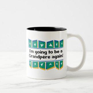 Going to be a Grandpere Again! Coffee Mug