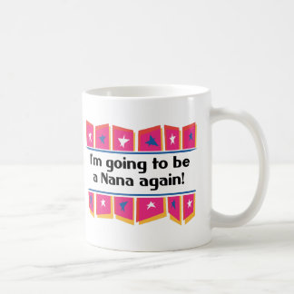 Going to be a Nana again! Mug