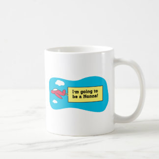 Going to be a Nonna! Coffee Mugs