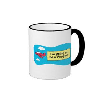 Going to be a Pappou! Coffee Mug