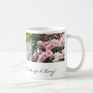 Going to be a Wonderful Day! Big Coffee Mugs