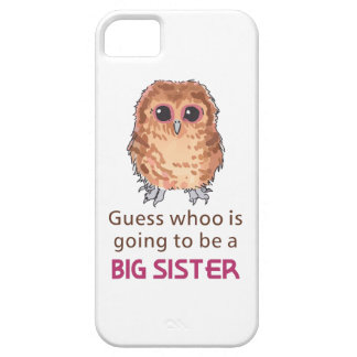 GOING TO BE BIG SISTER iPhone 5 COVERS