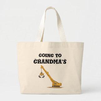 Going To Grandma/Grandpa Bag