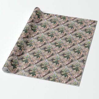 Going To School Wrapping Paper