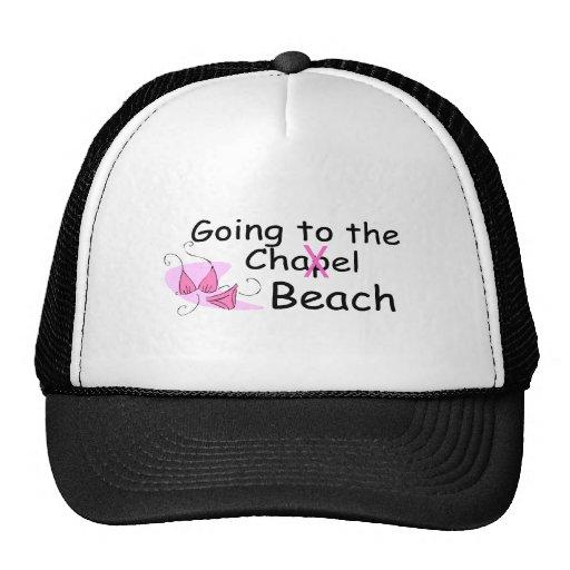 Going To The Chapel (Beach) (Bikini) Mesh Hats