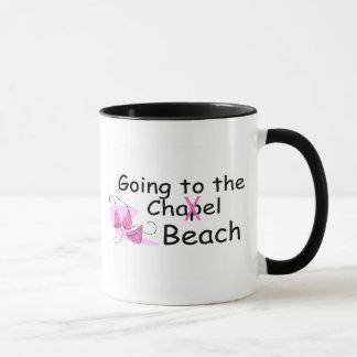 Going To The Chapel Beach (Bikini) Mug