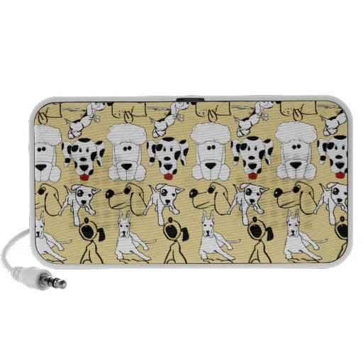 Going to the Dogs Pet Lovers Vet Dog Gifts Mp3 Speakers